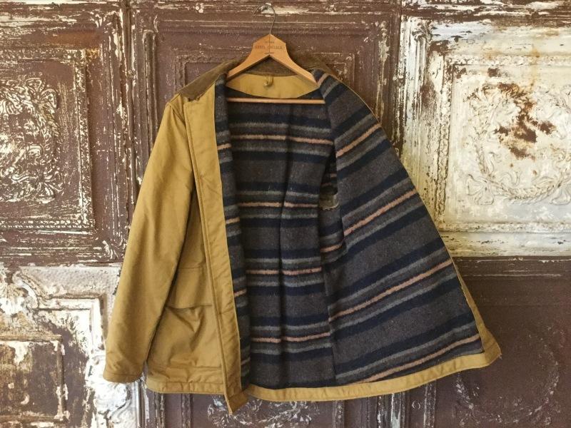 Blanket Lining Outdoor Jacket_c0226387_13380790.jpeg