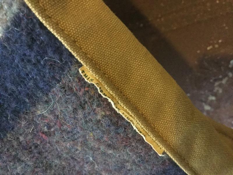 Blanket Lining Outdoor Jacket_c0226387_13384580.jpeg