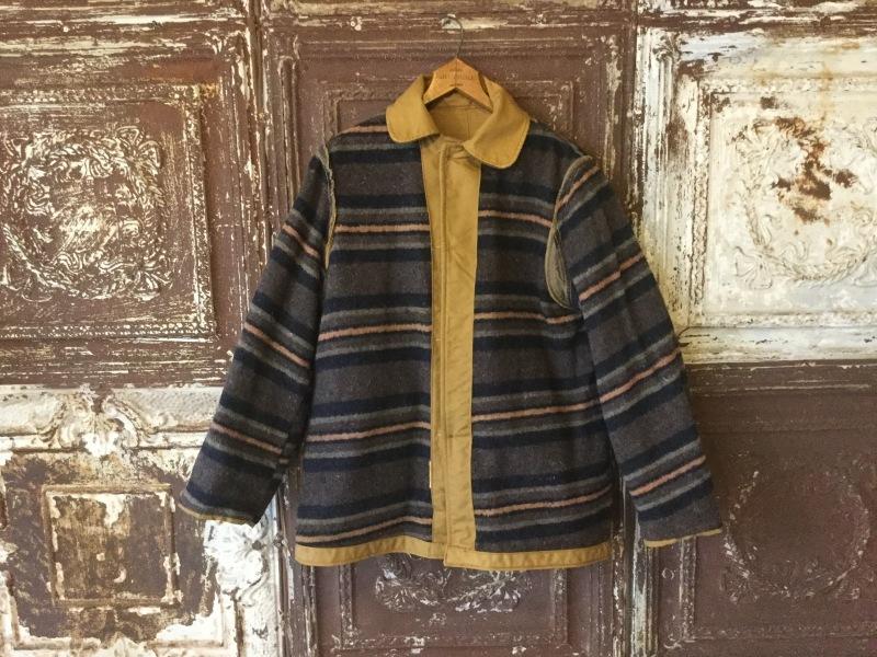 Blanket Lining Outdoor Jacket_c0226387_13385767.jpeg