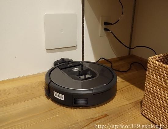 ロボット掃除機・ルンバのレンタル_c0293787_15520927.jpg