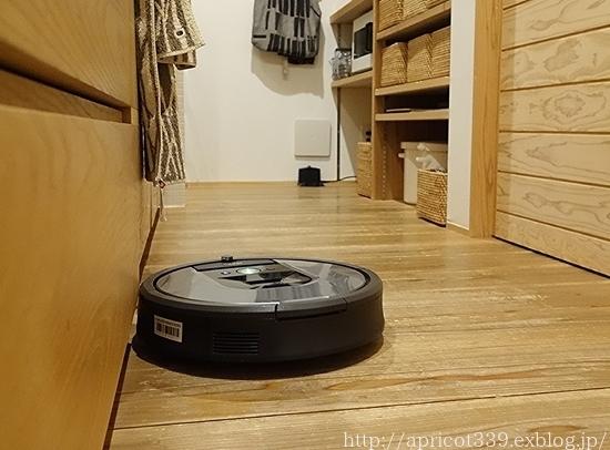 ロボット掃除機・ルンバのレンタル_c0293787_15544864.jpg