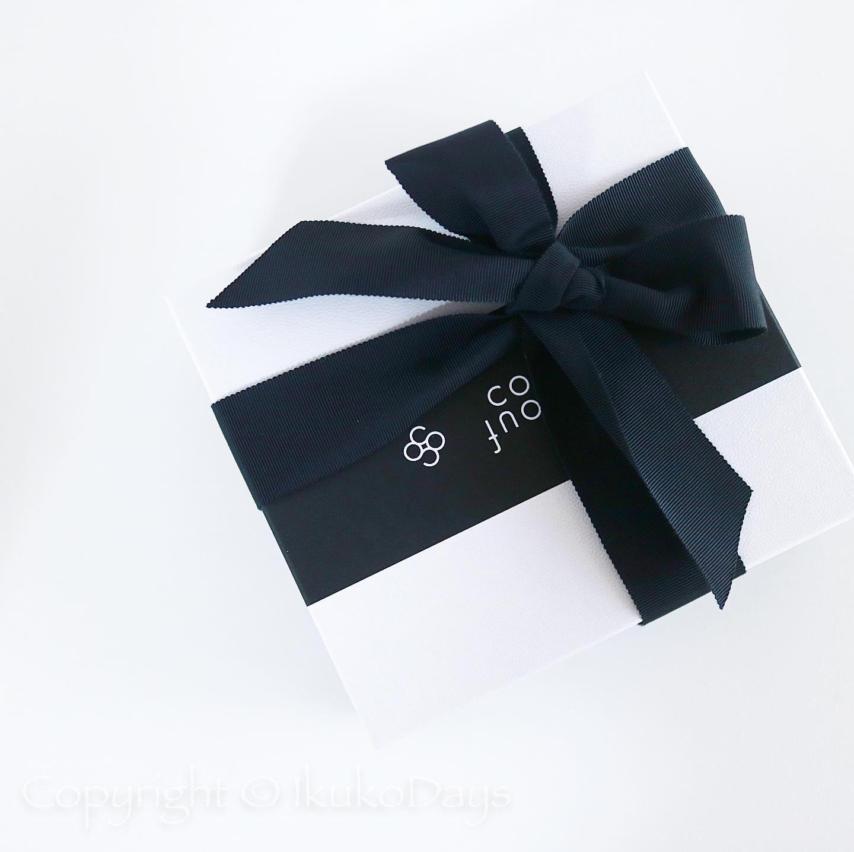 一年ぶりのラッキーボックス : 『colette malouf (コレットマルーフ)ラッキーボックス2019』_d0114093_03571463.jpg