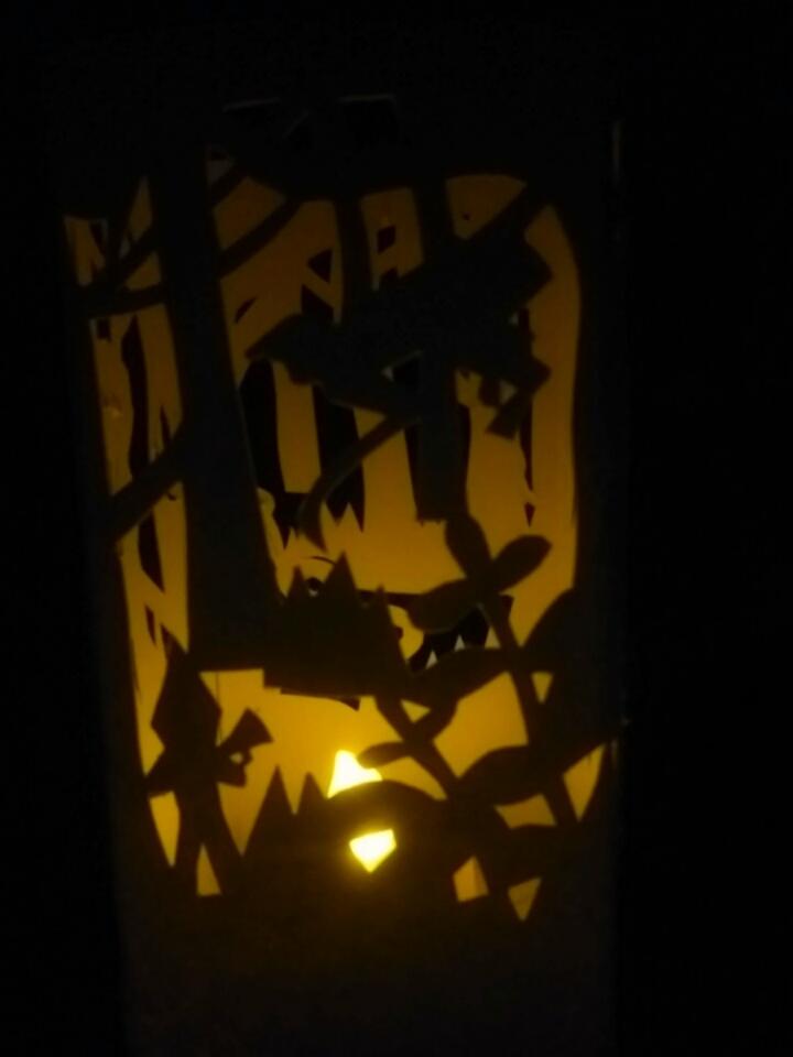 灯篭完成_f0326895_06502435.jpg