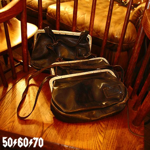 1960s Vintage バスの集金鞄 かばん カバン_e0243096_09072363.jpg