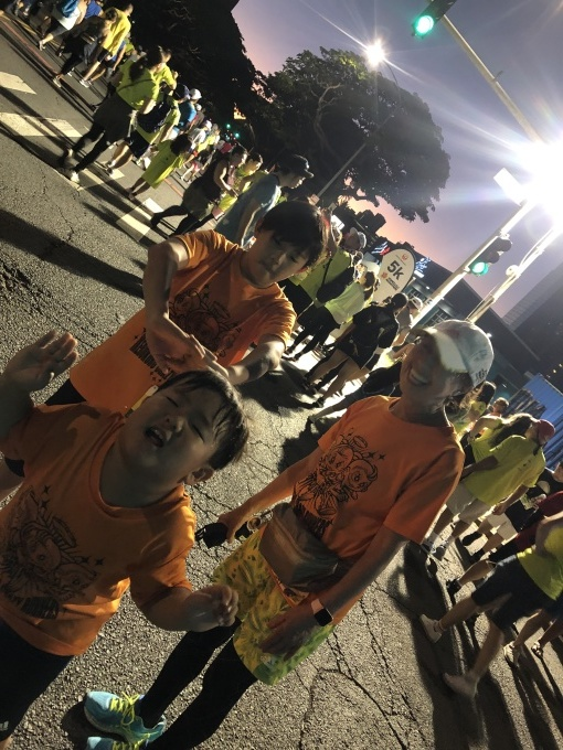 2019親子3代でホノルルマラソン参加!~お勧めのスケジュールからゴールまで~_f0011498_10403594.jpg