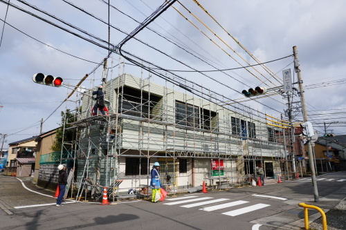進捗状況「Y菊川改修工事」_d0095305_16314391.jpg