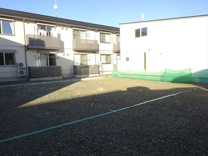 下太田 古材の家 着工です。_f0105112_04452534.jpg