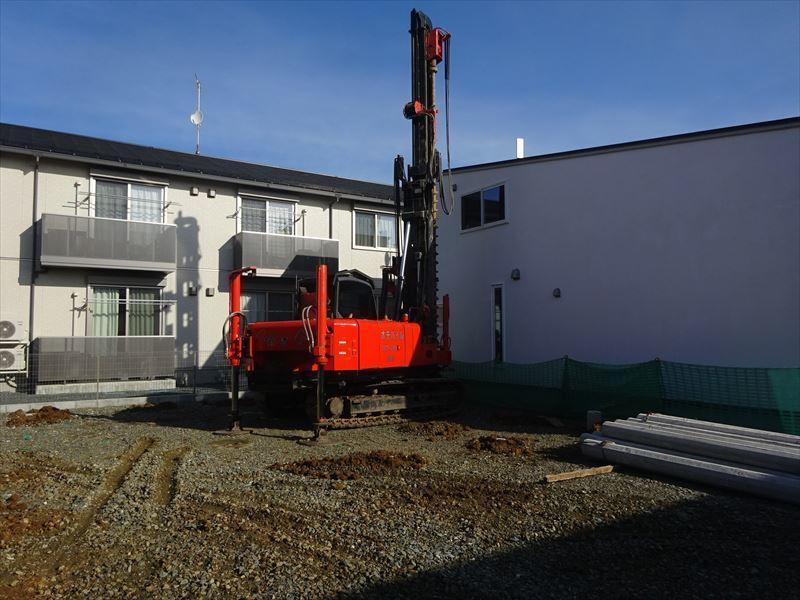 下太田 古材の家 着工です。_f0105112_04520951.jpg