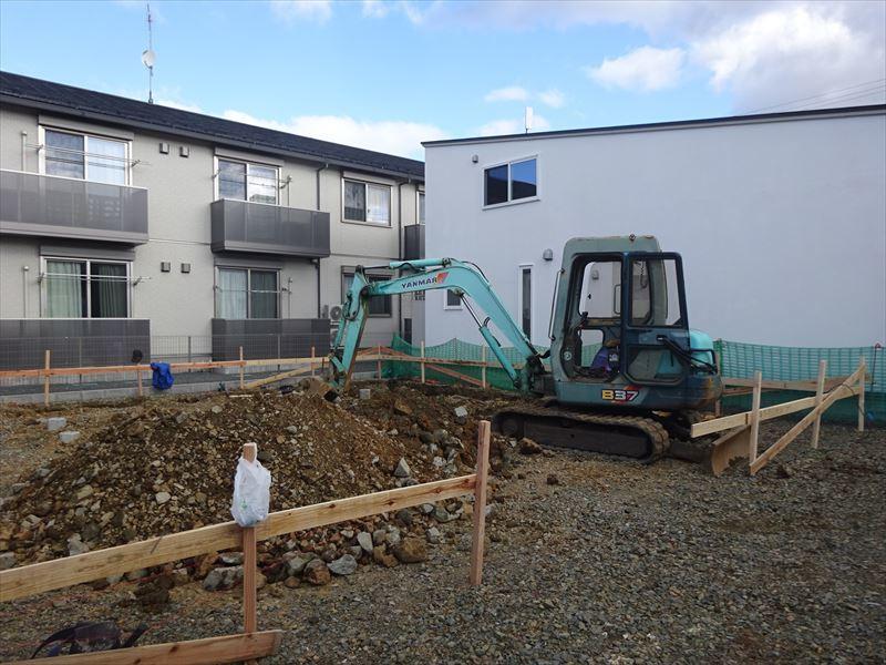 下太田 古材の家 着工です。_f0105112_04573334.jpg