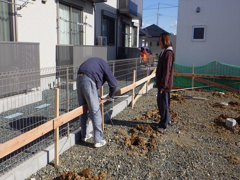 下太田 古材の家 着工です。_f0105112_04573366.jpg