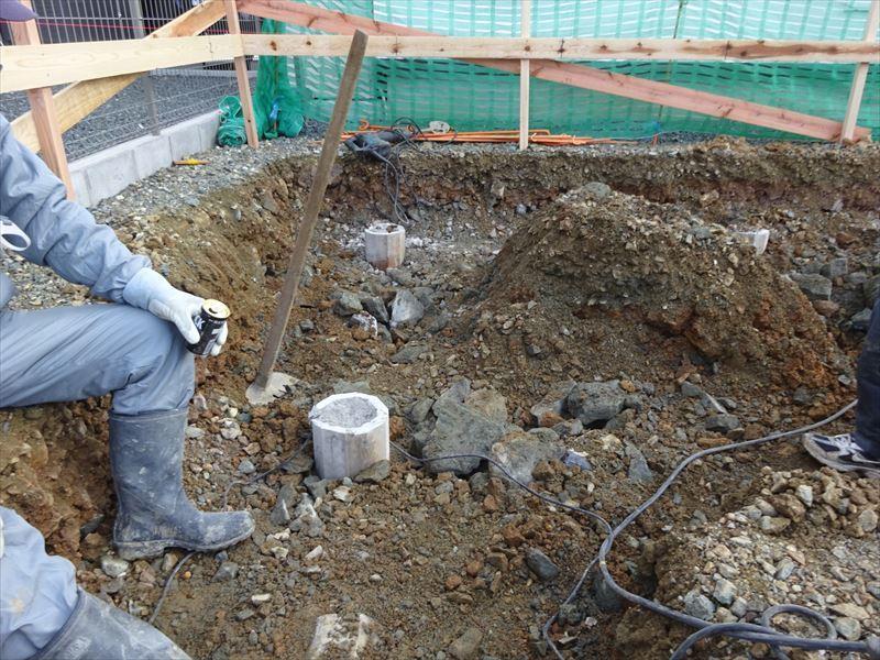 下太田 古材の家 着工です。_f0105112_04573395.jpg