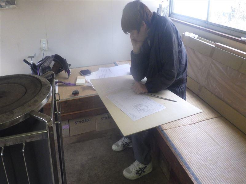 下太田 古材の家 着工です。_f0105112_05043337.jpg