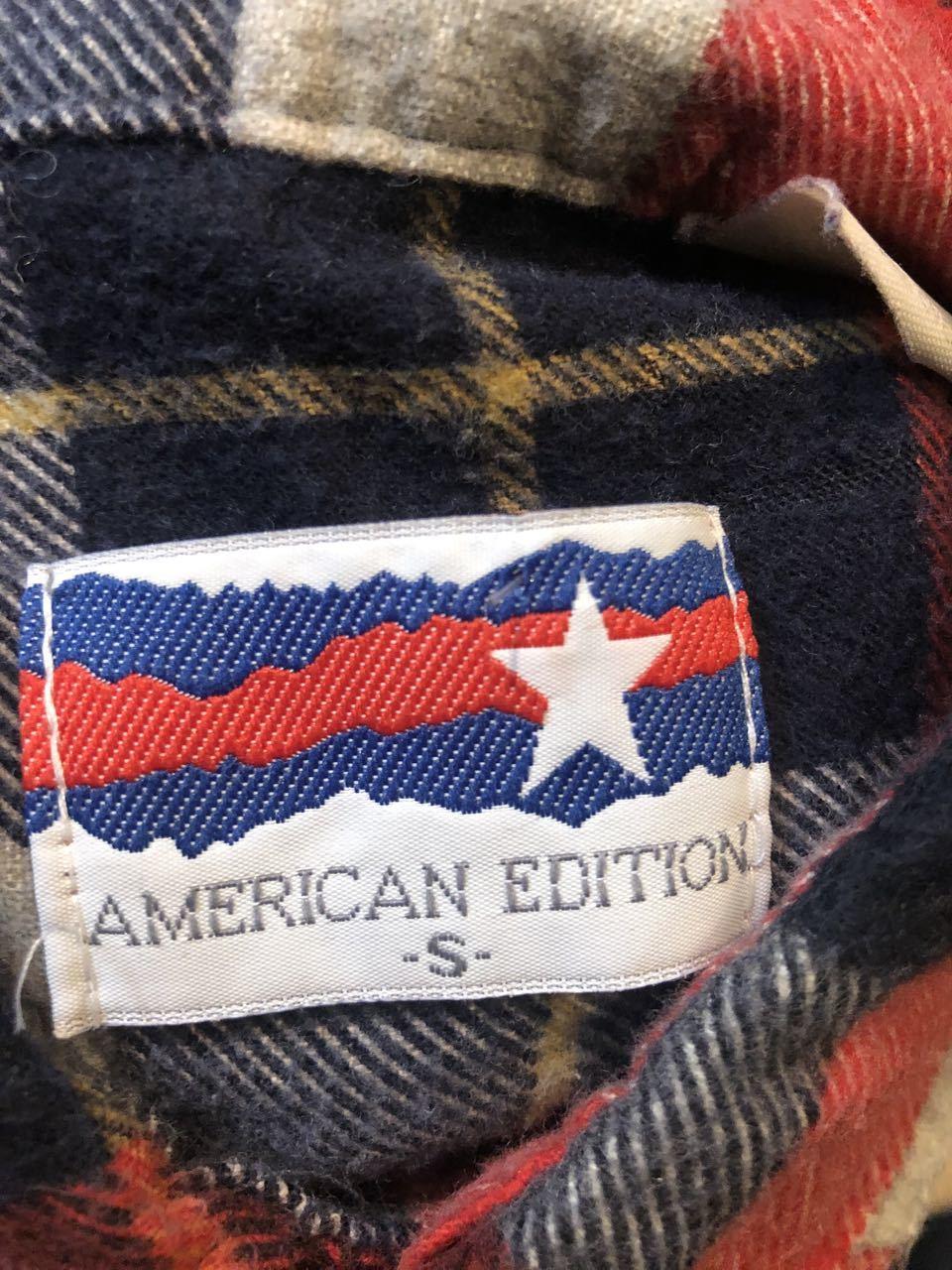 1月25日(土)入荷!80s〜Made In U.S.A American Edition ライト ネルシャツ!_c0144020_13153553.jpg