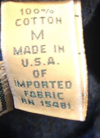 1月25日(土)入荷!80s MADE IN U.S.A  L. L Bean ライト ネルシャツ!_c0144020_13192565.jpg