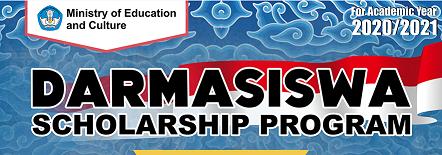 インドネシア共和国教育文化省の2020/2021年度ダルマシスワ(DARMASISWA)奨学金 外国人奨学生募集_a0054926_11060160.png