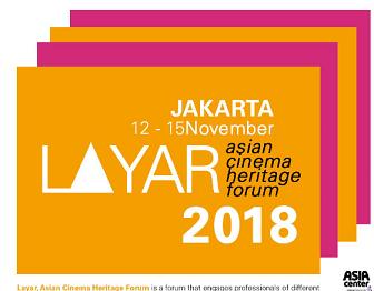 アジア各国の映画専門家によるフォーラム LAYAR: アジア映画ヘリテージフォーラム@インドネシア イベントレポート公開_a0054926_17013043.jpg
