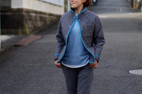 春にも活躍できるキルティングジャケット&ダウンコート♪ Sale商品情報その⑤_d0108933_22150852.jpg