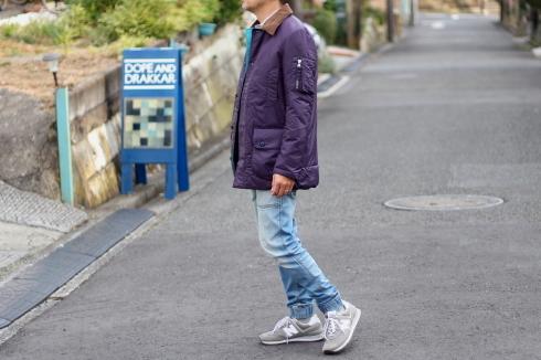 春にも活躍できるキルティングジャケット&ダウンコート♪ Sale商品情報その⑤_d0108933_22212697.jpg
