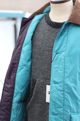 春にも活躍できるキルティングジャケット&ダウンコート♪ Sale商品情報その⑤_d0108933_22554196.jpg