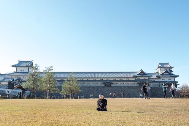キラク写真教室 秋の金沢 撮影会① 金沢城周辺_e0369736_08473094.jpg