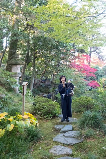 キラク写真教室 秋の金沢 撮影会① 金沢城周辺_e0369736_09283046.jpg