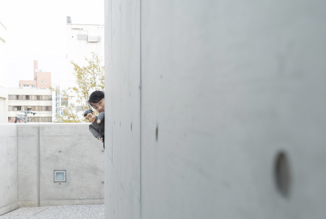 キラク写真教室 秋の金沢 撮影会③ 金沢建築館と鈴木大拙館_e0369736_16363453.jpg