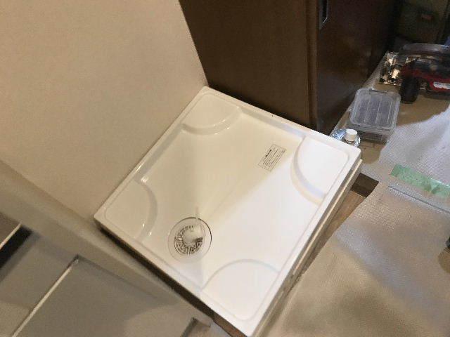 6世帯の3世帯分浴室おわり、3世帯D終わり・・_f0031037_20075508.jpg