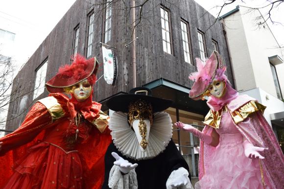 ヴェネツィア カーニバル VOL 3 - Il Carnevale di Fukuoka!_a0281139_18213511.jpg