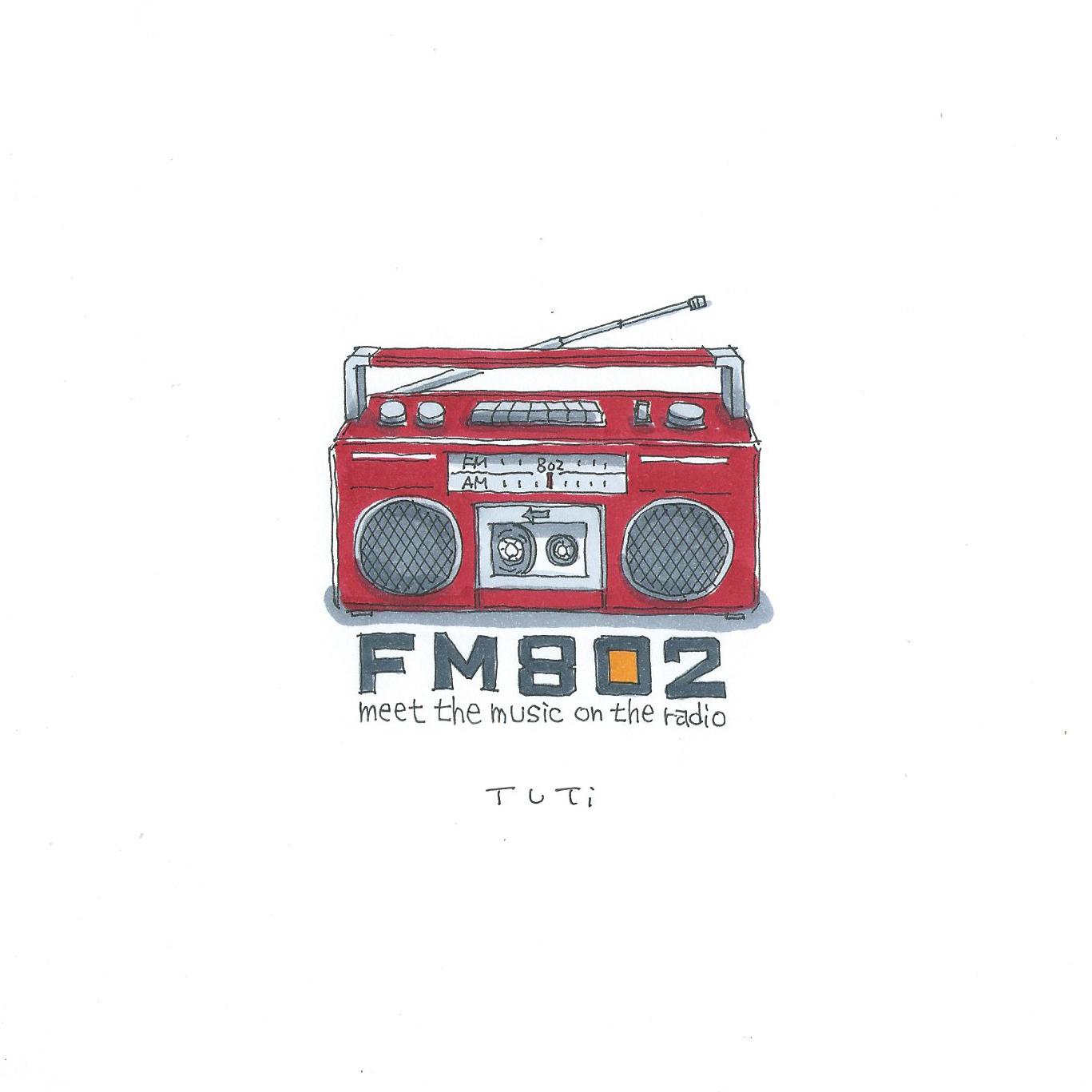 FM802のある生活_d0386342_21023822.jpg