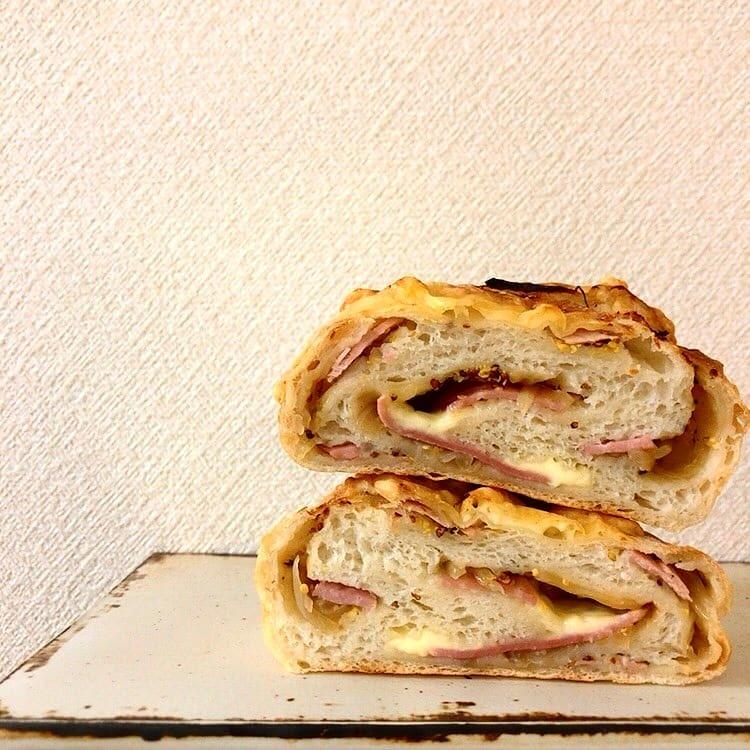 土曜日はモリモトシンミセさんのパンで‼️_c0199544_14562656.jpg