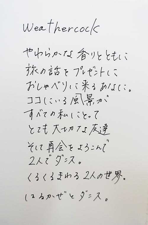 未来の行方を教えてくれる風の布小物たち【Kayoko Kawata「Spring breeze」Zakuro original print textile展】_a0017350_02085028.jpg