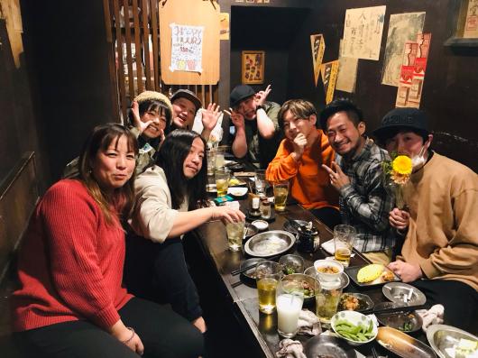 2020/1/24「初ライブは…!?」_e0242155_09144188.jpg