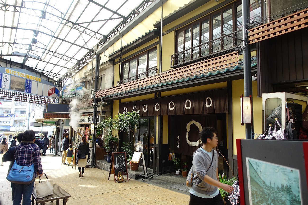 家族旅行 熱海から静岡へ_c0112559_08214420.jpg