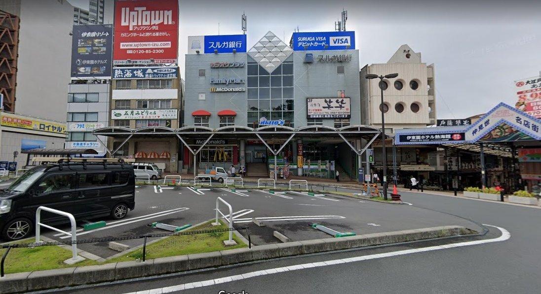 家族旅行 熱海から静岡へ_c0112559_08234365.jpg