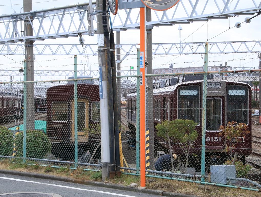 阪急正雀みたまま 5008F出場_d0202264_17493034.jpg