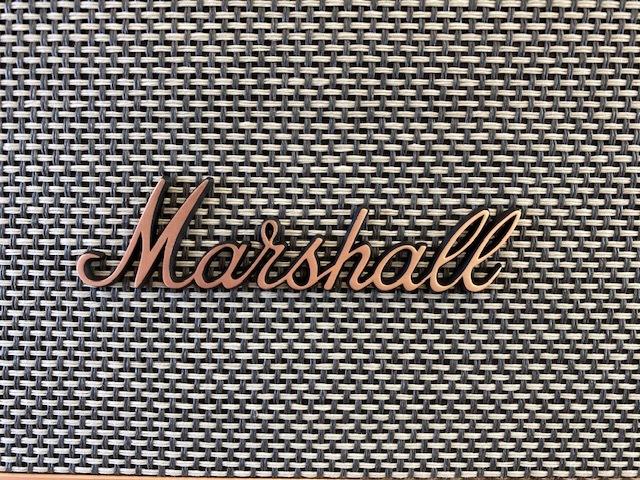 昨年から国内在庫が枯渇していたMARSHALL BluetoothスピーカーACTONⅡWHITEがようやく入荷しました!_b0125570_12202949.jpg