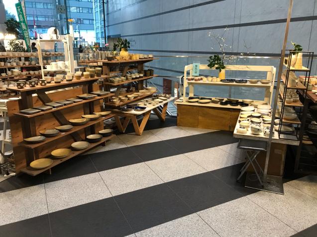福岡のアクロスの展示会です。たくさんのお客様に、お越し頂き本当にありがとうございました。_a0393872_13194276.jpg