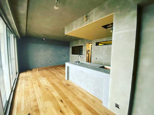 N様邸マンションリノベーションその4 塗装工事開始_c0180474_230502.jpg