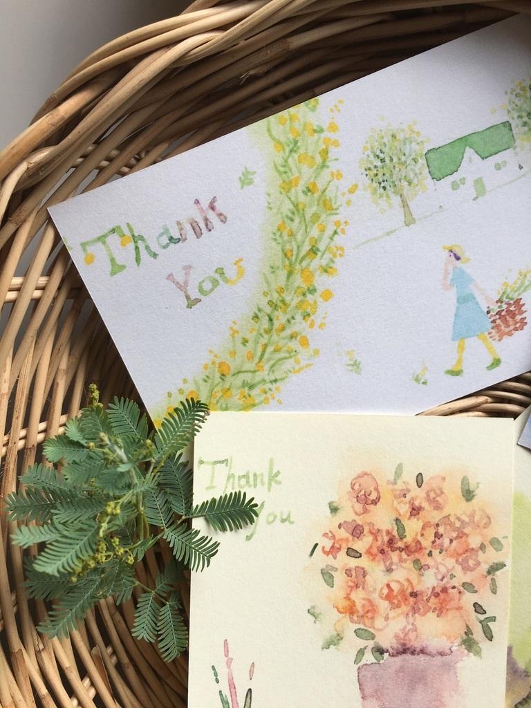 プレゼントにThank youカードを_c0334574_19570797.jpeg