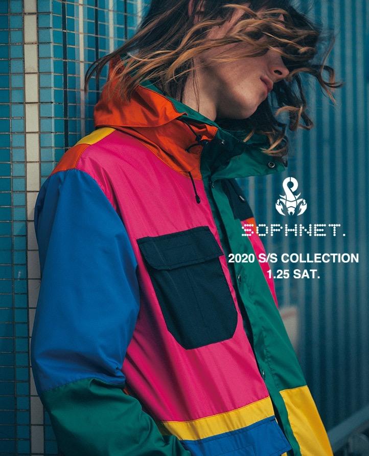SOPHNET., UE & visvim - 2020 S/S START._c0079892_18283726.jpg