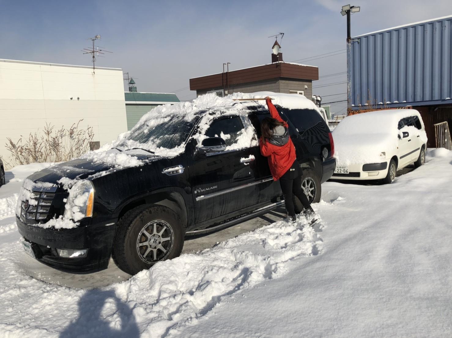 1月25日(日)O様新車タント納車☆エスカレード ゼロデザインあります✊レクサス ランクル ハマー TOMMY_b0127002_18411452.jpg