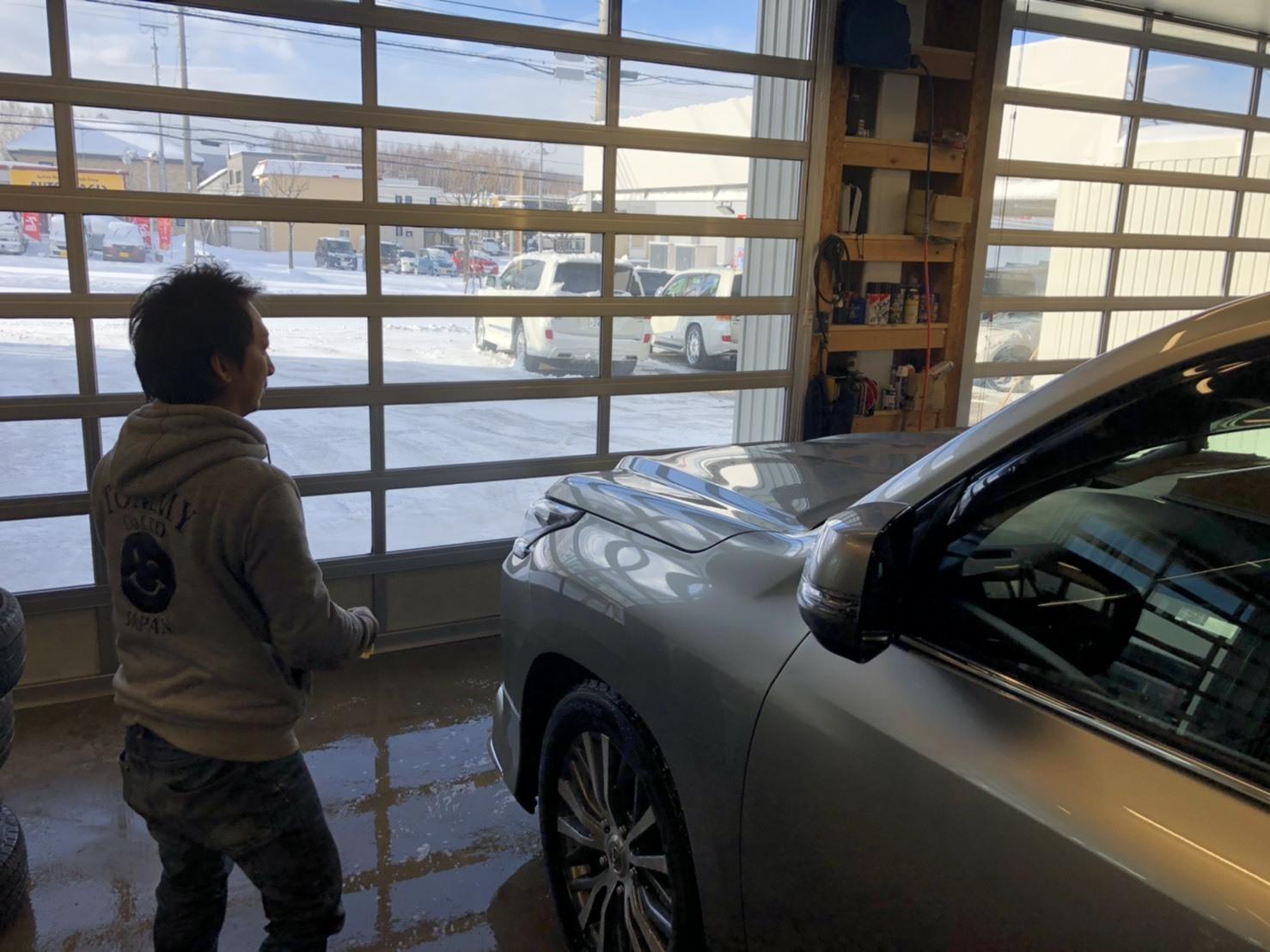 1月25日(日)O様新車タント納車☆エスカレード ゼロデザインあります✊レクサス ランクル ハマー TOMMY_b0127002_18420155.jpg