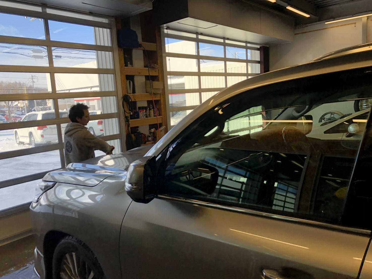 1月25日(日)O様新車タント納車☆エスカレード ゼロデザインあります✊レクサス ランクル ハマー TOMMY_b0127002_18420170.jpg