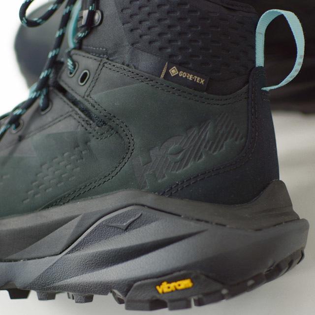 HOKA ONE ONE [ホカオネオネ] Ws KAHA GTX [1112031] 防水ブーツ、ハイカットシューズ、LADY\'S _f0051306_15082380.jpg