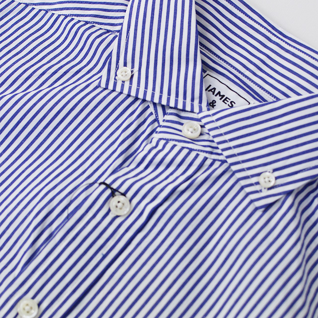 JAMES [ジェームス] STANDARD SHIRT 【Pujol】[JS101] スタンダードシャツ・プジョル・長袖シャツ・メンズ(DELICIOUS/STUDOI ORIBE)MEN\'S _f0051306_15371815.jpg