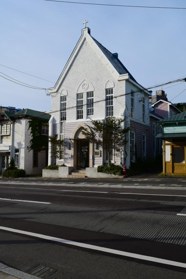 函館元町港ヶ丘教会(函館の建築再見)_f0142606_10541850.jpg