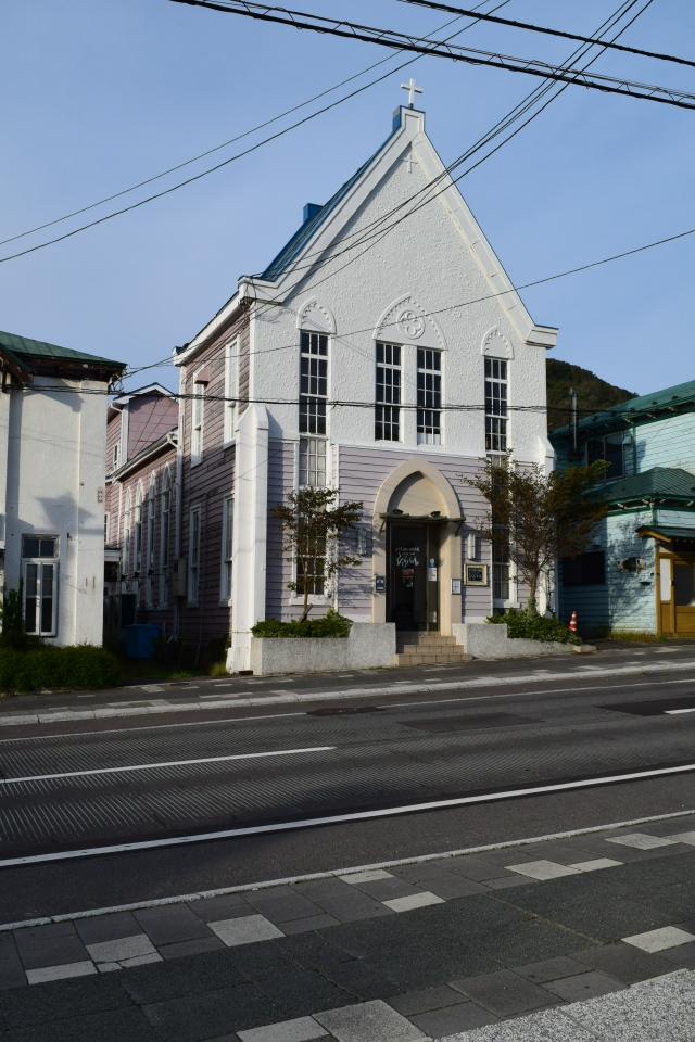 函館元町港ヶ丘教会(函館の建築再見)_f0142606_10545916.jpg