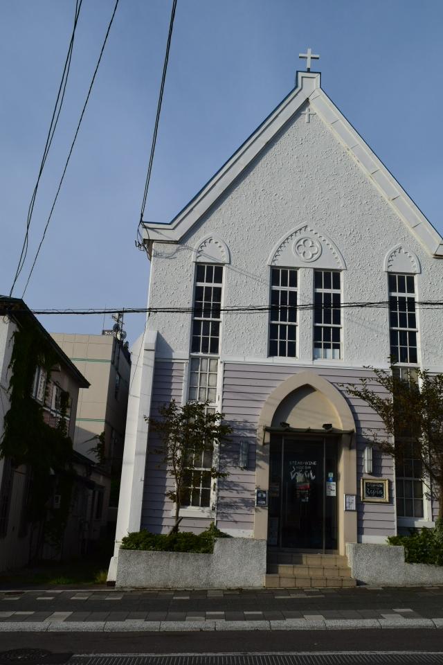 函館元町港ヶ丘教会(函館の建築再見)_f0142606_10552760.jpg