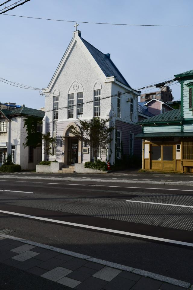 函館元町港ヶ丘教会(函館の建築再見)_f0142606_10561012.jpg