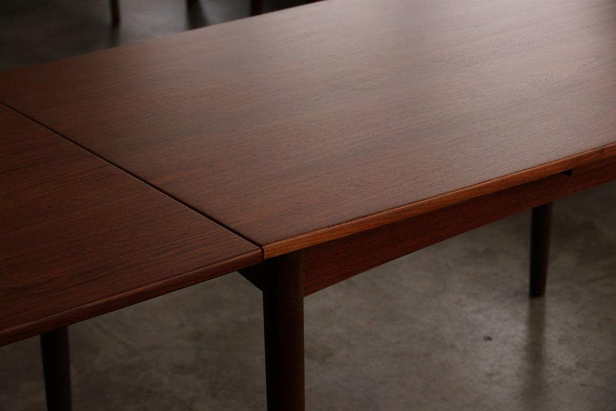 『F様邸へ Teak Dining Table』_c0211307_06092958.jpg